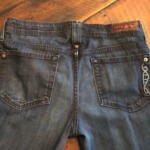 Ladies Genetic Denim  The Riley Jean